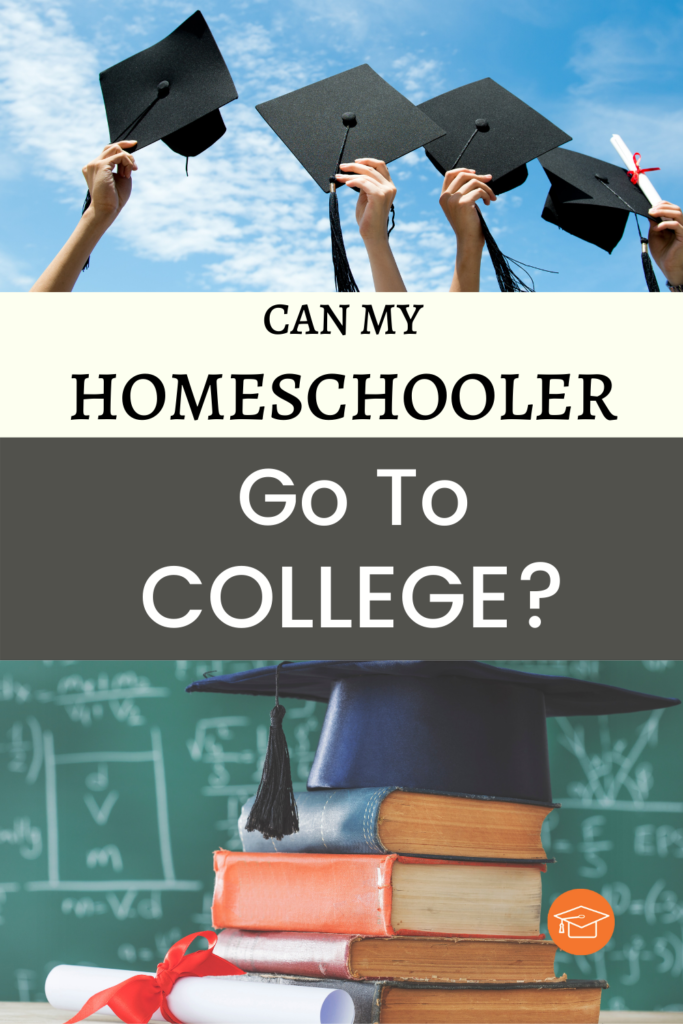 homeschool and college